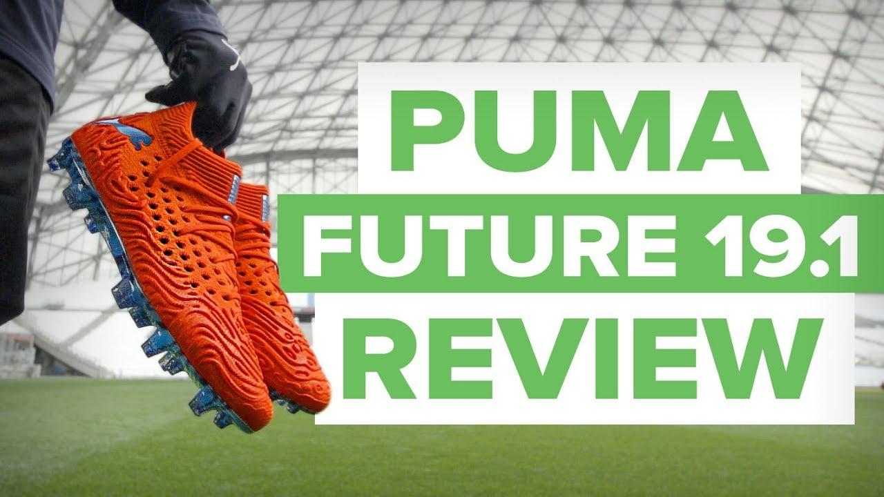 PUMA FUTURE 19.1 REVIEW | Crazier and better