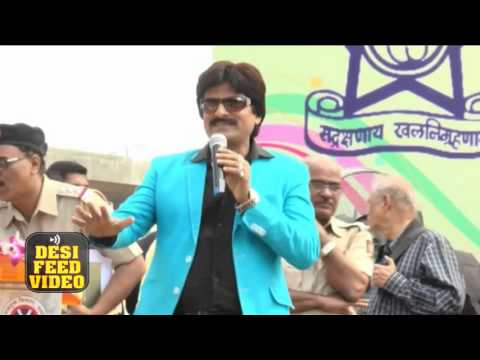 Ehsaan Qureshi Best Comedy Performance At Mumbai Police Road Safety Campaign