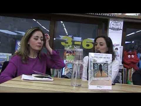 Presentazione Del Libro Napoli Amore Mio Di Valeria Genova 17 04 2018 Youtube