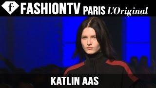 Katlin Aas | Model Talk EXCLUSIVE | Fall/Winter 2014-15 | FashionTV