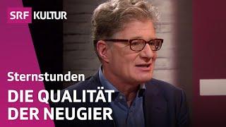 Roger Willemsen: Der ewig Reisende | SRF Sternstunde Philosophie vom 26.04.2015