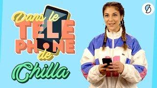 Dans le tél de Chilla