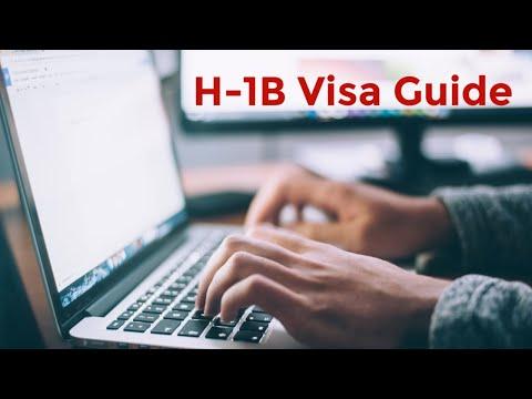 How To Get An H-1B Visa