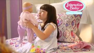VT Interactive Baby Choro Mágico - Roma Brinquedos/Discovery Kids