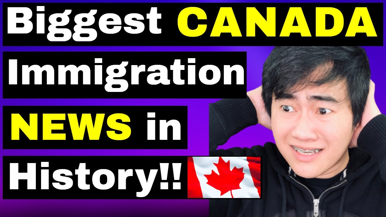 LATEST CANADA IMMIGRATION NEWS PEOPLE HAVE BEEN WAITING FOR A LONG TIME!!