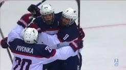 Suomi - USA 3-2 U18 Loppuottelu