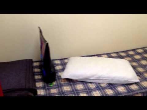 Accommodation at Bisley Camp. 2013