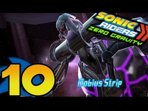 Sonic Riders Zero Gravity Final Boss Master Core Abis