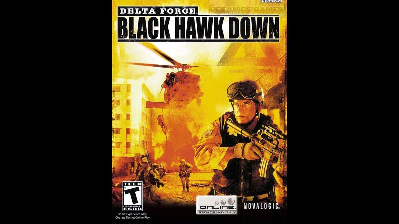تحميل لعبة black hawk down