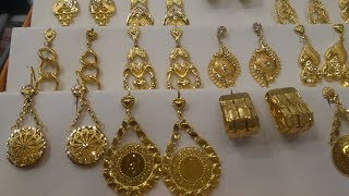 What Should We Look Out When Buying 22 Carat Golden Earring? Earring Models