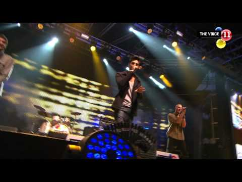 The Voice 11: The Wanted - Lightning