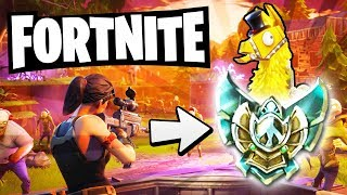 CAN WE GET A WIN - FORTNITE BATTLE ROYALE w/JeromeASF