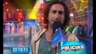 Hombre Al Agua - Toro en la Final