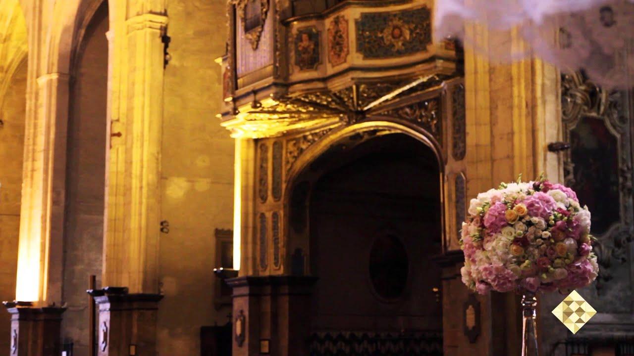 Katholische Hochzeit und  Feier in Luxushotel auf Mallorca- organisiert by Mallorca Princess