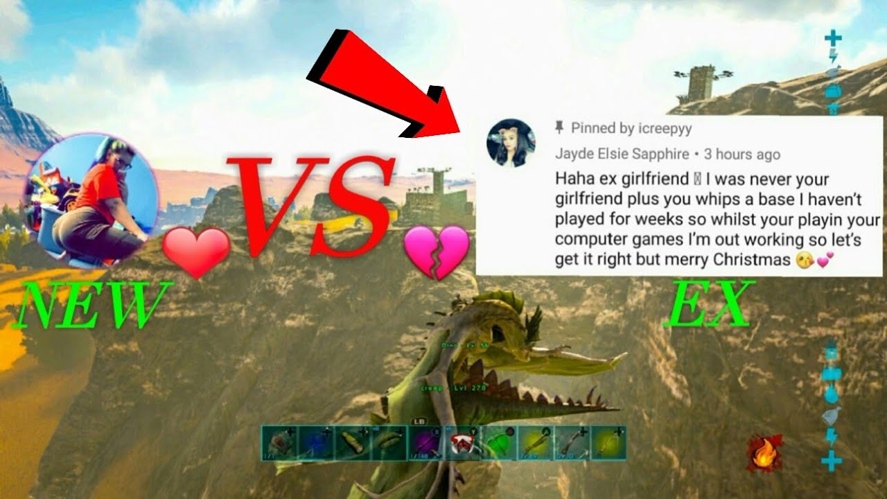 Is my ex girlfriend playing games with me