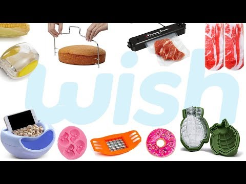 Kitchen Gadget Testing #35 - Wish.com special