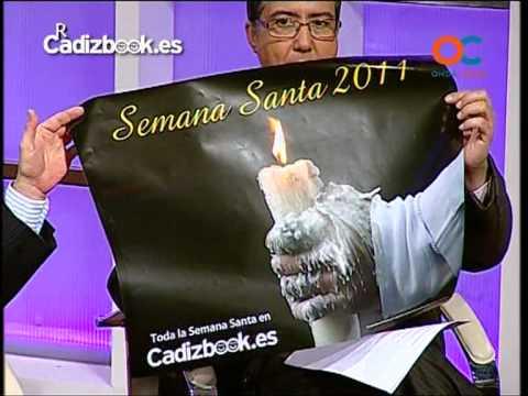 CARTEL DE SEMANA SANTA DE CADIZBOOK.ES EN ONDA COF...