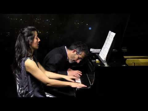 Videos by SANTY LEON / A.Piazolla / a 4 manos /Maria Fernanda Castro / Eduardo José Vallejo