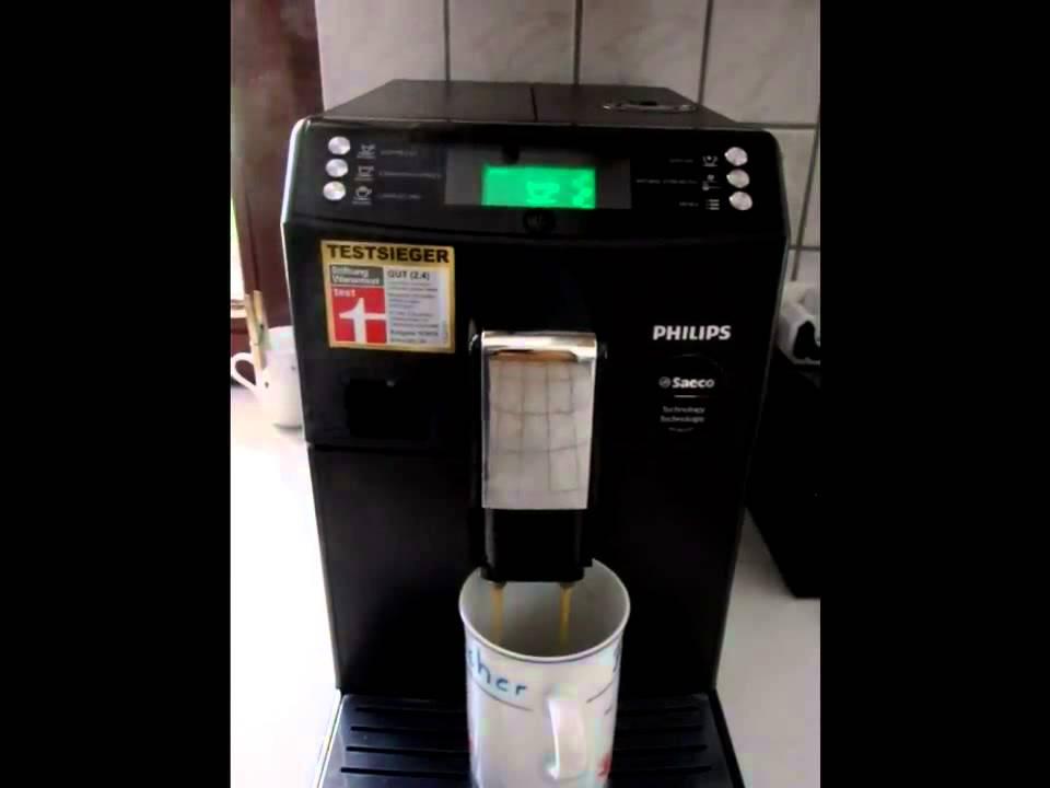 Philips HD8834 Kaffeevollautomat 3100 Serie Guter