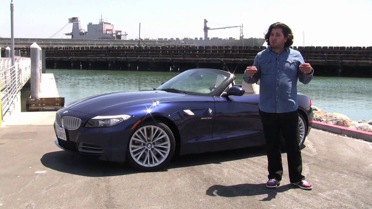 2009 bmw z4 video review - youtube