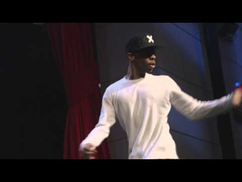 Special performance: Lil Buck at TEDxTeen 2014