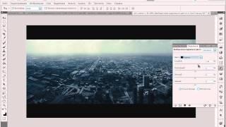 Adobe Photoshop CS5 - Интересный эффект