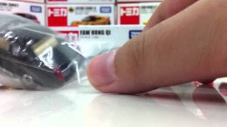 Unboxing tomica faw hong qi CN-12
