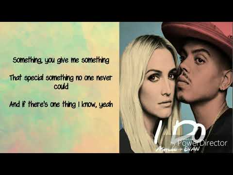 I do - Ashlee + Evan (Lyric Video)