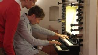 C. Franck - Choral 3 in A minor - Orgelconcert Veen