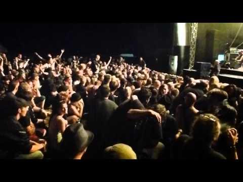 HAUDEGEN - Ein Mannn Ein Wort - mit meinen Zeltnachbarn auf der Bühne - Ehrlich & Laut 2012