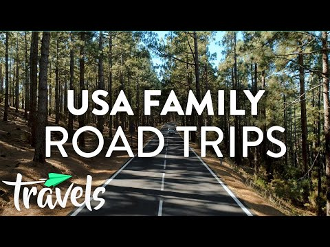 Best American Family Road Trips | MojoTravels