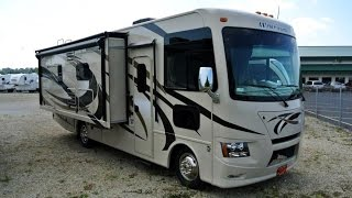 2015 Thor Motor Coach Windsport 27K Class A Walkthrough | 7491