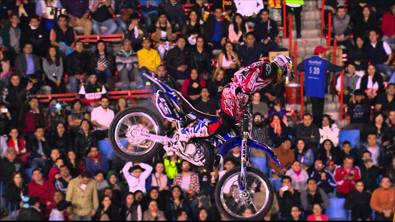 motocross x games freestyle 2015
