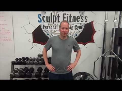 Sculpt Fitness- Rich's Success Story-Akron Medina Cleveland Ohio Personal Trainer