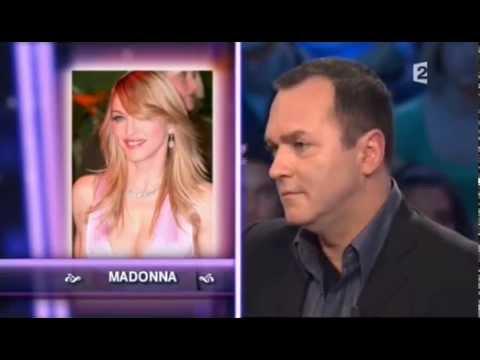 Christopher Ciccone, frère de Madonna - On n'est pas couché 20 septembre 2008 #ONPC