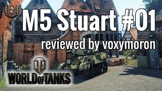 WoT · M5 Stuart #01 ·Mein Auftakt als Scout ·[deutsch]