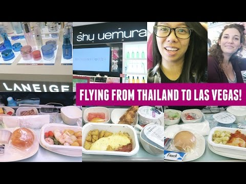 28 Hours In Airports & Airplanes! +Shopping In Seoul!