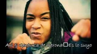 Arianna Puello & Gentuza de Gerona - Es lo suyo  [quality audio]