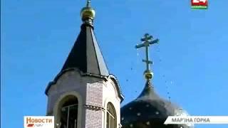 Марьиногорская  икона   в кафедральном  соборе  св. Александра Невского(, 2015-11-10T15:16:49.000Z)