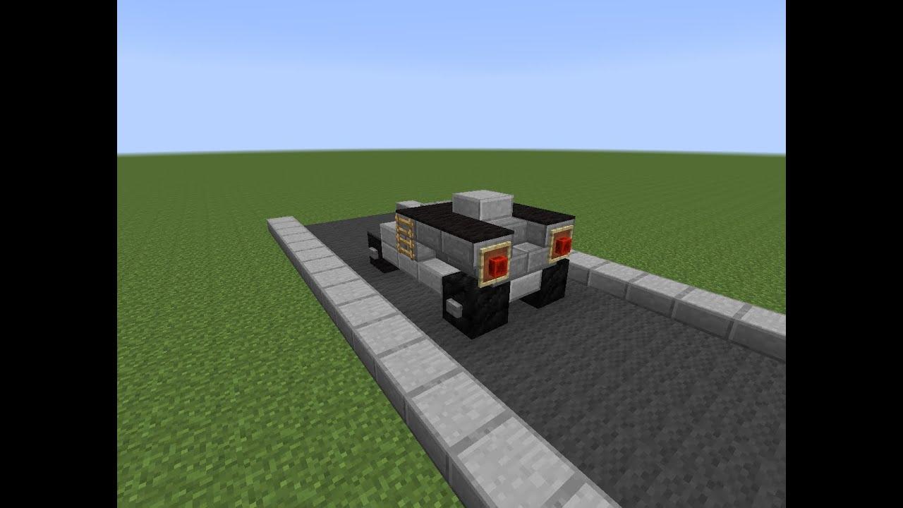 Comment faire un 4x4 dans minecraft facilement - Comment faire un evier dans minecraft ...