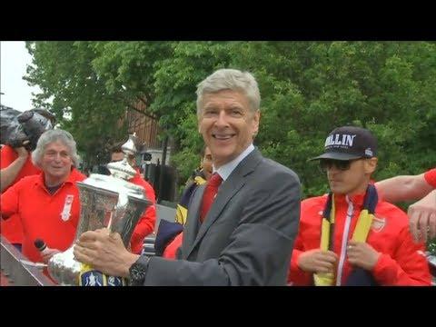 Arsène Wenger deja la dirección técnica del Arsenal FC luego de 22 años de reinado exitoso