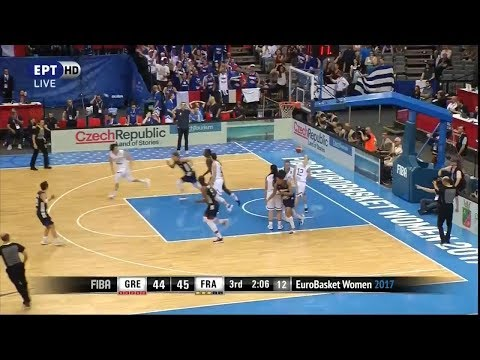 Ελλάδα - Γαλλία 55-77 Highlights HELLAS vs France Eurobasket
