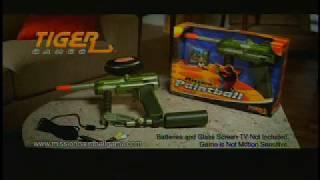 Tiger/Hasbro - Mission Paintball (2005, USA)