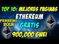 Guide On MyEtherWallet, Gas, Gwei  Investing On Ice Rock Mining.