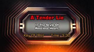 Restless Heart - A Tender Lie (Backing Track)