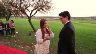 Sehr schöner Heiratsantrag