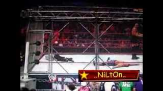 John Cena vs Big Show Steel Cage Match  WWE No Way Out En Español