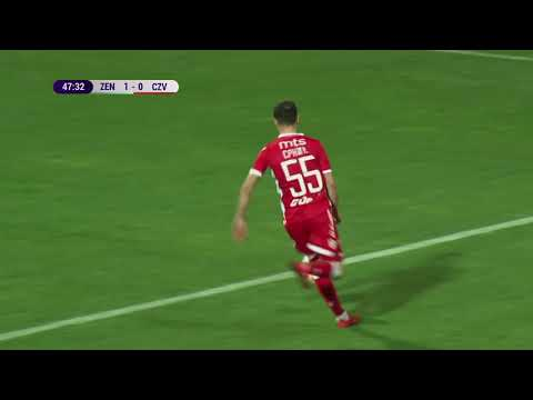 Crvena zvezda - Zenit 0:1, highlights
