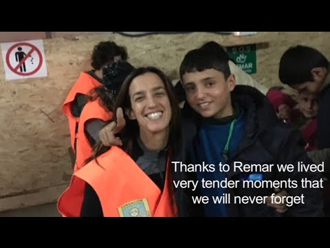 Experiences with the Syrian Refugees - Remar S.O.S