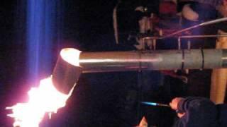 Paul Pantone GEET Furnace. 50/50 Mix - CAAFuels